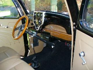 1948 Ford Anglia  many mods fresh rebuilt drivetrain  $48.5k For Sale (picture 8 of 12)