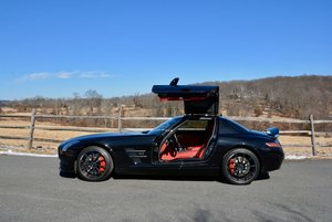 Picture of 2010 2012 Mercedes SLS AMG Coupe low 23k miles Carbon Radar For Sale
