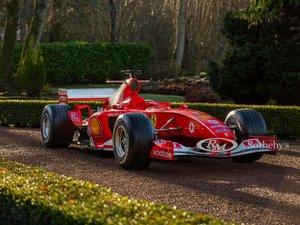 Ferrari F2004 Show Car, 2004