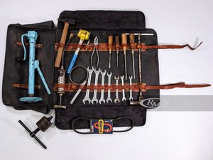 Picture of Ferrari 250 GT Inside Plug Tool Kit with Jack For Sale by Auction