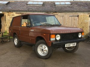 Picture of 1983 Range Rover Commercial For Sale