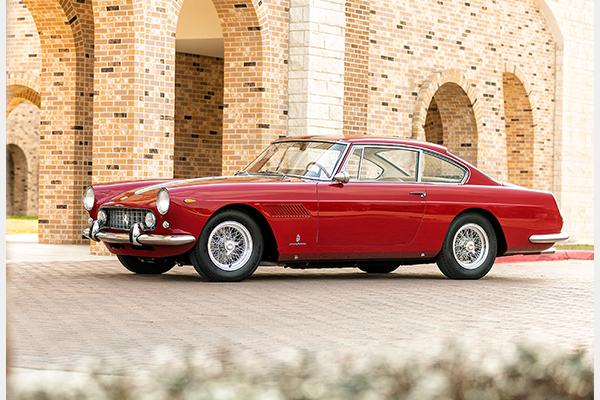 1962 Ferrari 250 GT/E 2+2 Coupe Full Restored Red $297.5k For Sale (picture 1 of 11)