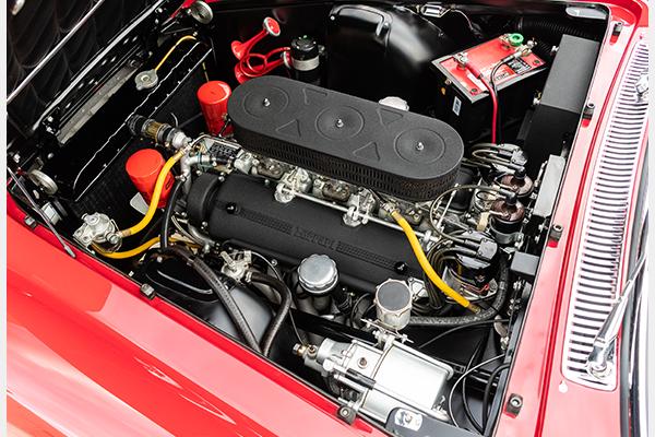 1962 Ferrari 250 GT/E 2+2 Coupe Full Restored Red $297.5k For Sale (picture 2 of 11)