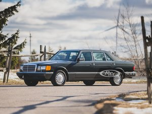 Picture of 1990 Mercedes-Benz 300 SEL  For Sale by Auction