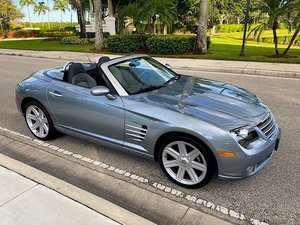 Picture of 2005 Chrysler Crossfire Convertible Limited 6 spd manual $24 For Sale