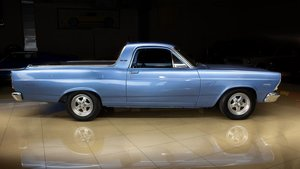 Picture of 1967 Ford  Ranchero - Car(~)Truck Blue Driver Maunual $29.9k For Sale