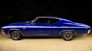 Picture of 1969 Chevrolet Chevelle SS396 Coupe Fresh 396 12 bolt $49.9k For Sale