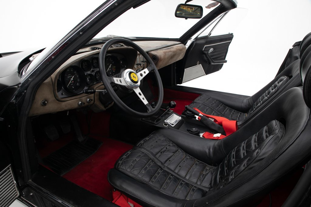1973 Ferrari 365 GTB/4 Daytona Spider Conversion Rare $475k For Sale (picture 6 of 12)
