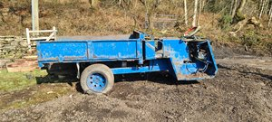Picture of 1975 Mallard 3 Wheeler Tipper project Barn Find SOLD