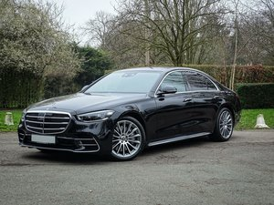 Picture of 2021 Mercedes-Benz S-CLASS SOLD