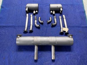 Picture of 1969 Porshe Carrera 2 Exhaust + 5 others systems in stock coming For Sale