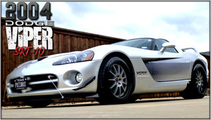 Picture of 2004 Dodge Viper SRT-10 Coupe V10~Paxton Supercharger $59.9k For Sale