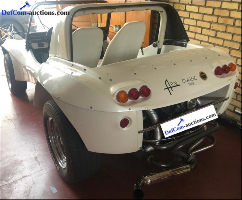 1968 Apal buggy For Sale (picture 3 of 8)