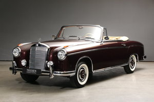 Picture of 1958 220 S Ponton Cabriolet For Sale