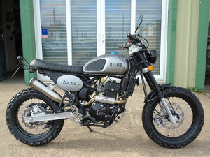 Picture of 2021 Bullit Motorcycles Hero 250cc ABS Brand New Retro Scrambler For Sale