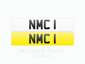 Picture of 2020 Registration Number 'NMC 1' 27th April For Sale by Auction
