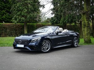 Picture of 2018 Mercedes-Benz S63 AMG For Sale