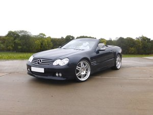 Picture of 2004 Mercedes-Benz SL SOLD