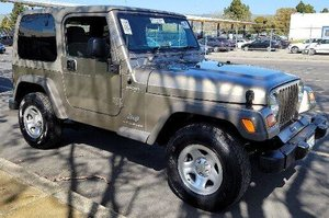 Picture of 2006 Jeep Wrangler Sport RHD Sport SUV 4WD clean driver For Sale