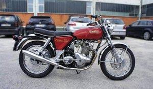 """Picture of 1970 NORTON COMMANDO 750 ROADSTER """"RESTAURO COMPLETO"""" For Sale"""