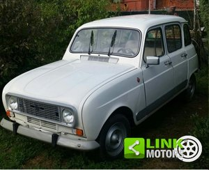 Picture of 1985 Renault R 4 GTL Restaurata For Sale