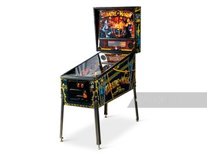 Picture of Theatre of Magic Pinball Machine by Ballys, 1995 For Sale by Auction