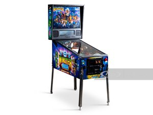 Picture of Monster Bash Pinball Machine by William, 1998 For Sale by Auction