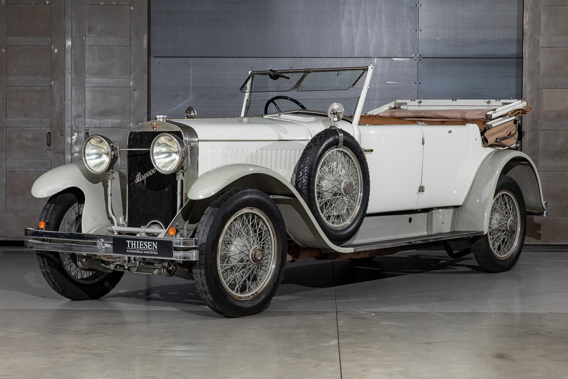 1921 H6 Transformationscabriolet For Sale (picture 1 of 12)