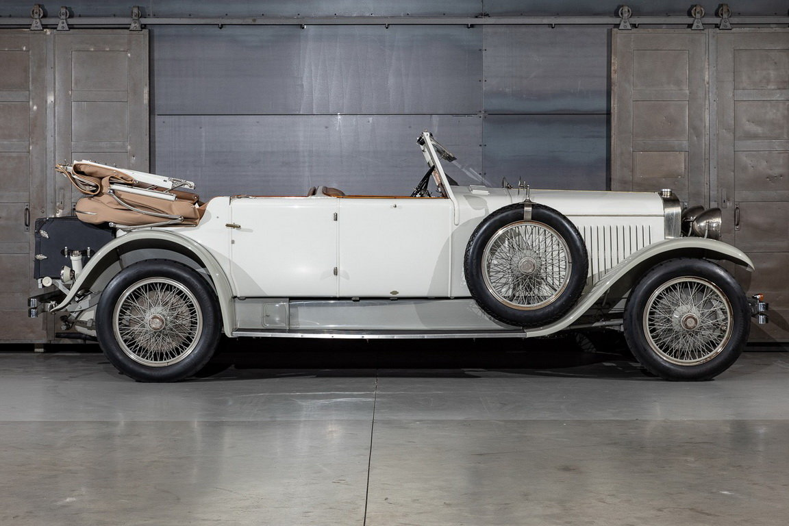 1921 H6 Transformationscabriolet For Sale (picture 2 of 12)