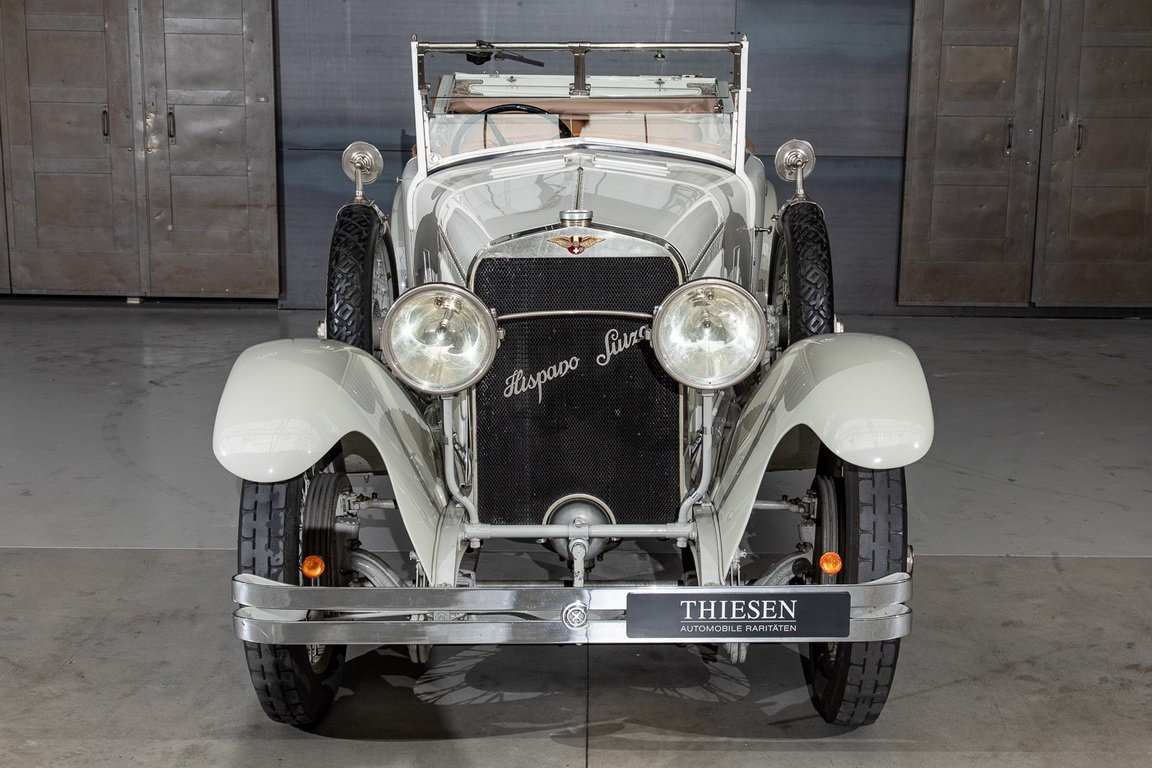 1921 H6 Transformationscabriolet For Sale (picture 4 of 12)