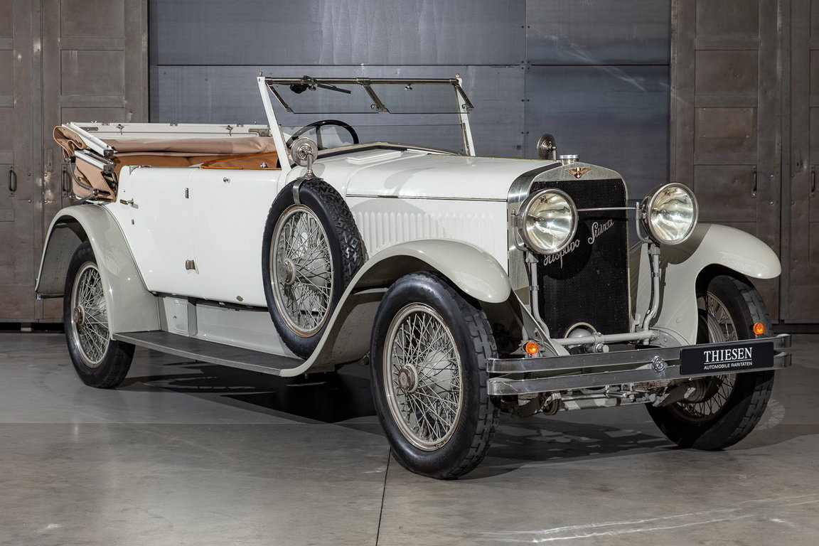 1921 H6 Transformationscabriolet For Sale (picture 6 of 12)