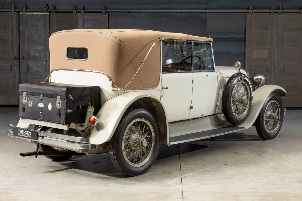 1921 H6 Transformationscabriolet For Sale (picture 7 of 12)