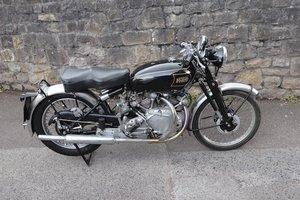 Picture of 1948 Vincent-HRD 998cc Series-B Rapide Lot 808 For Sale by Auction