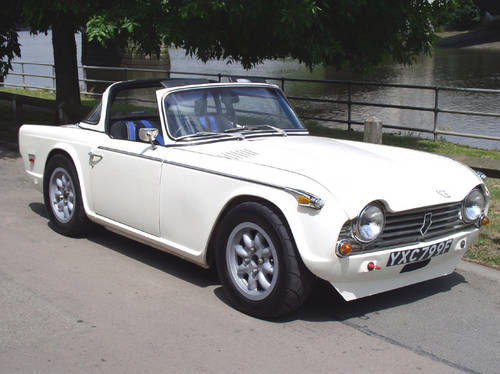 WANTED - ALL TRIUMPH TR4's & TR5's Wanted (picture 3 of 4)