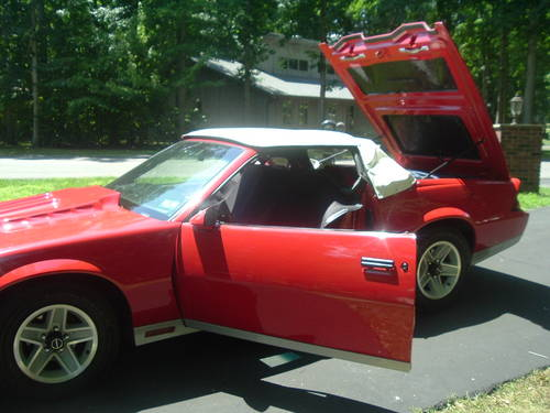 1984 Chevrolet Camaro Z28 Convertible..RARE For Sale (picture 5 of 5)