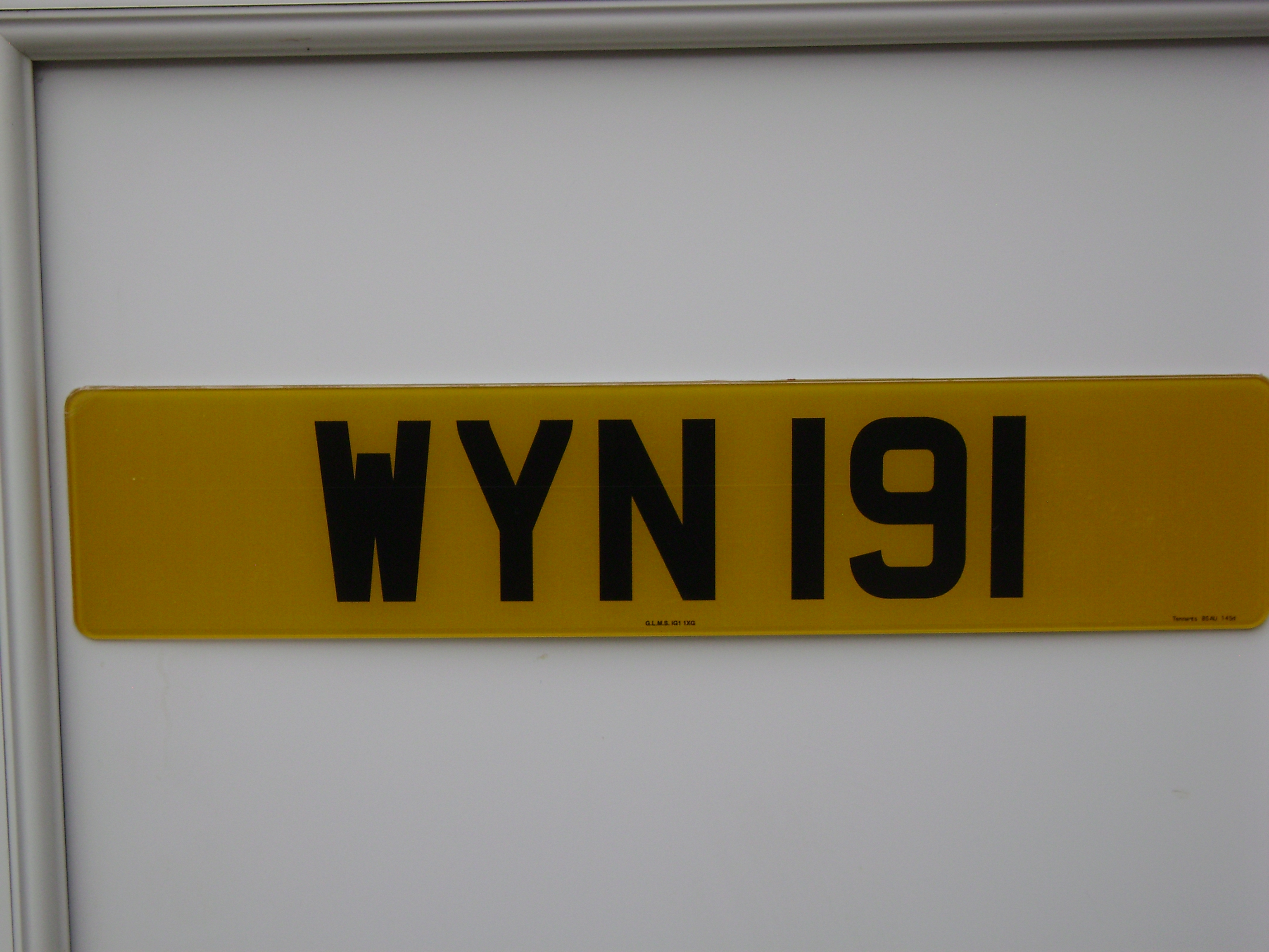 Picture of WYN 191 For Sale