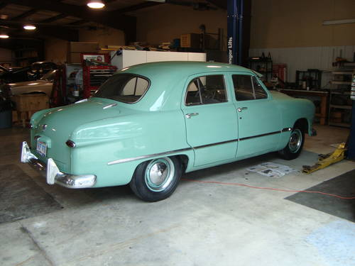 1950 Ford Custom 4DR  Sedan For Sale (picture 1 of 6)