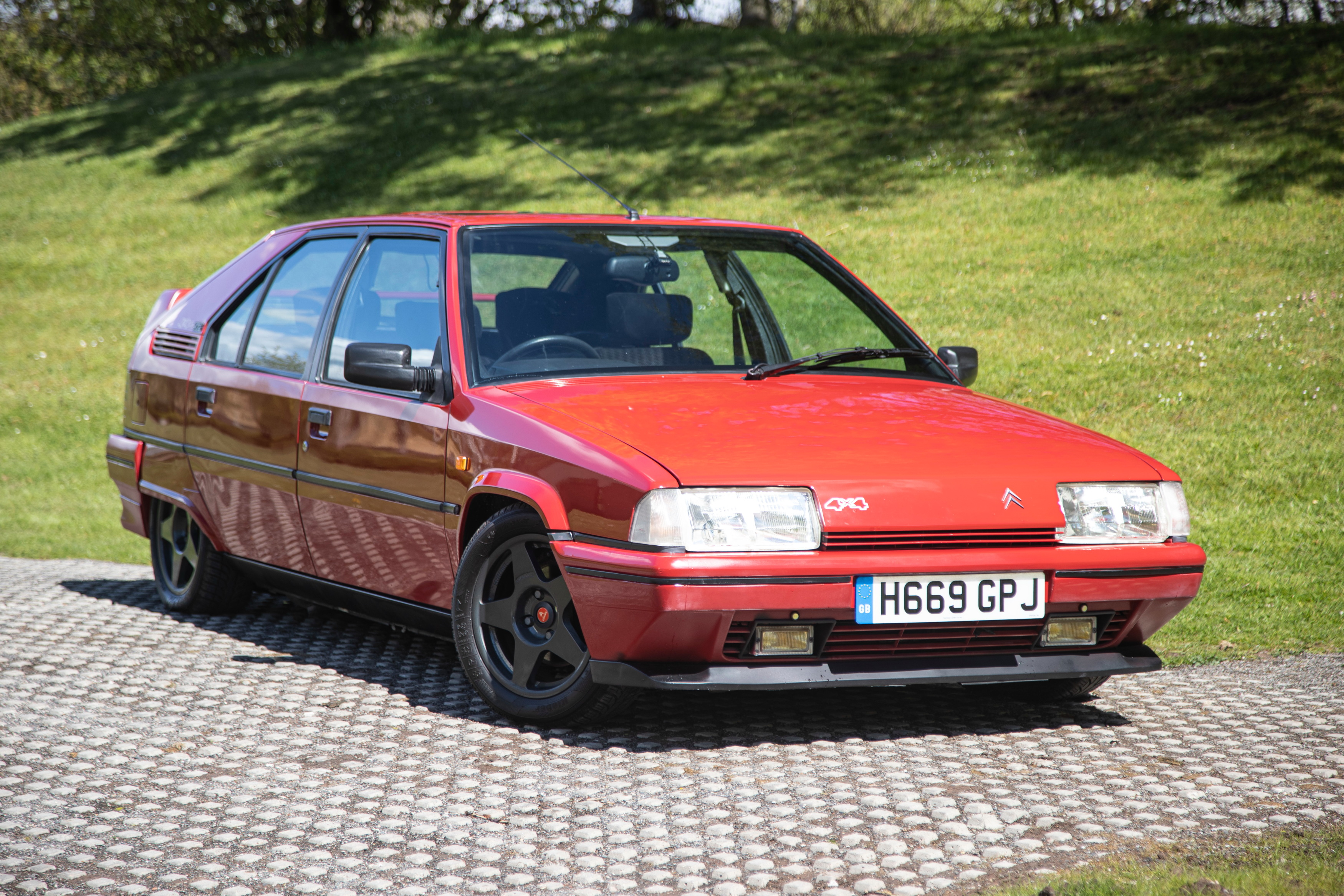 Picture of 1990 Citroen BX GTi 4X4 - Auction July 6th For Sale by Auction