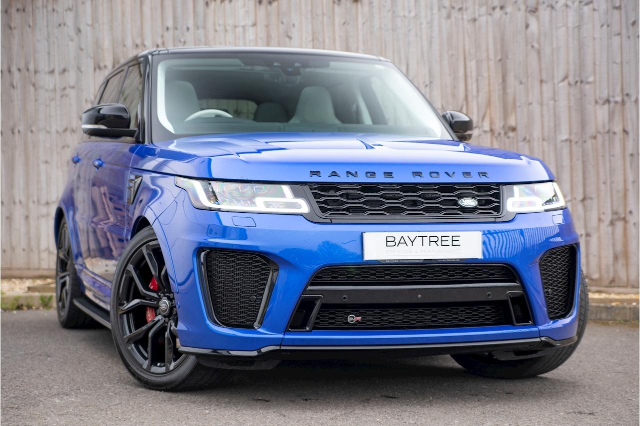 Picture of 2019 Range Rover Sport V8 SVR For Sale
