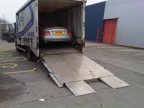 2020 enclosed vehicle transportation For Hire (picture 3 of 6)