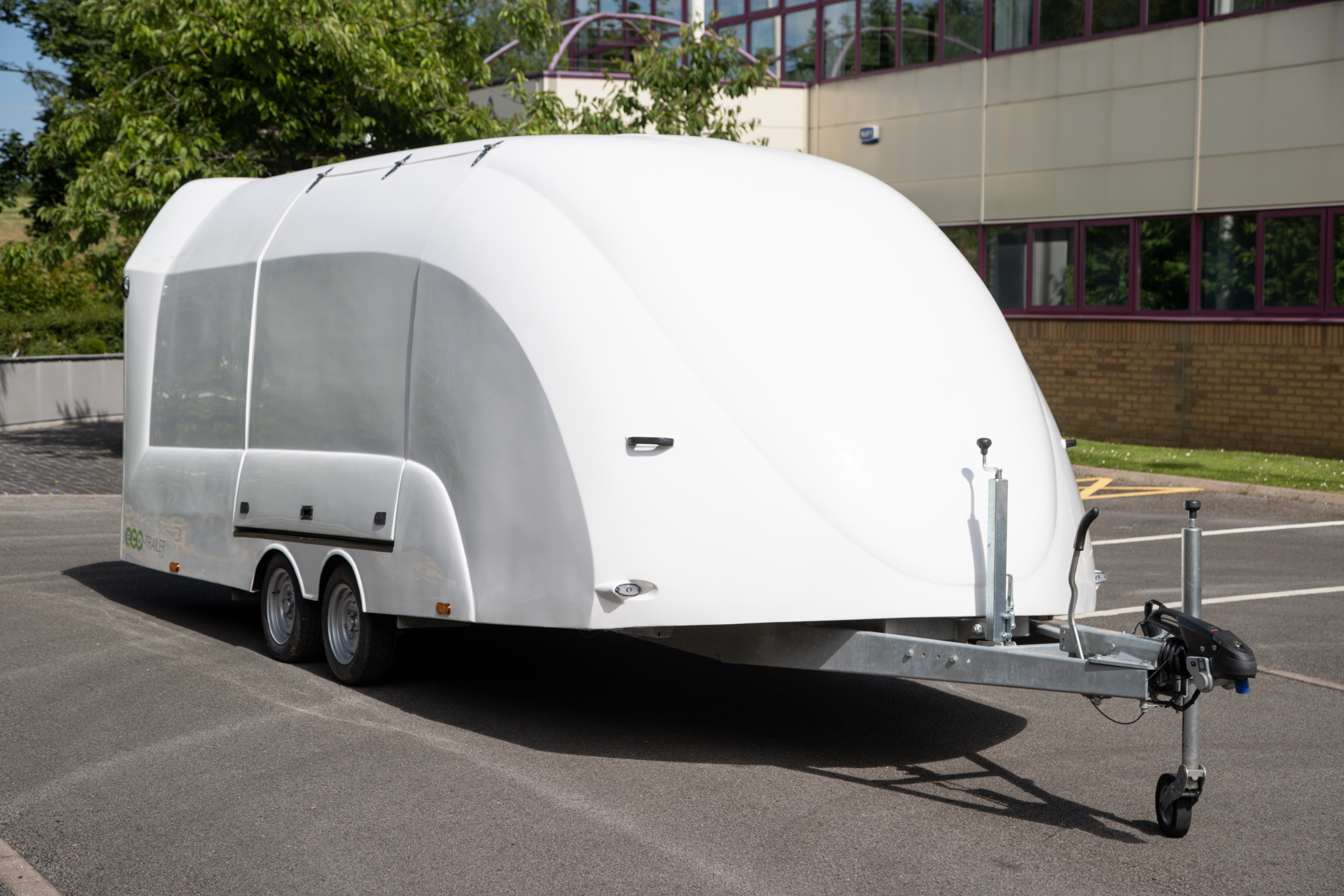 Picture of 2018 Eco-Trailer 7.15m For Sale by Auction