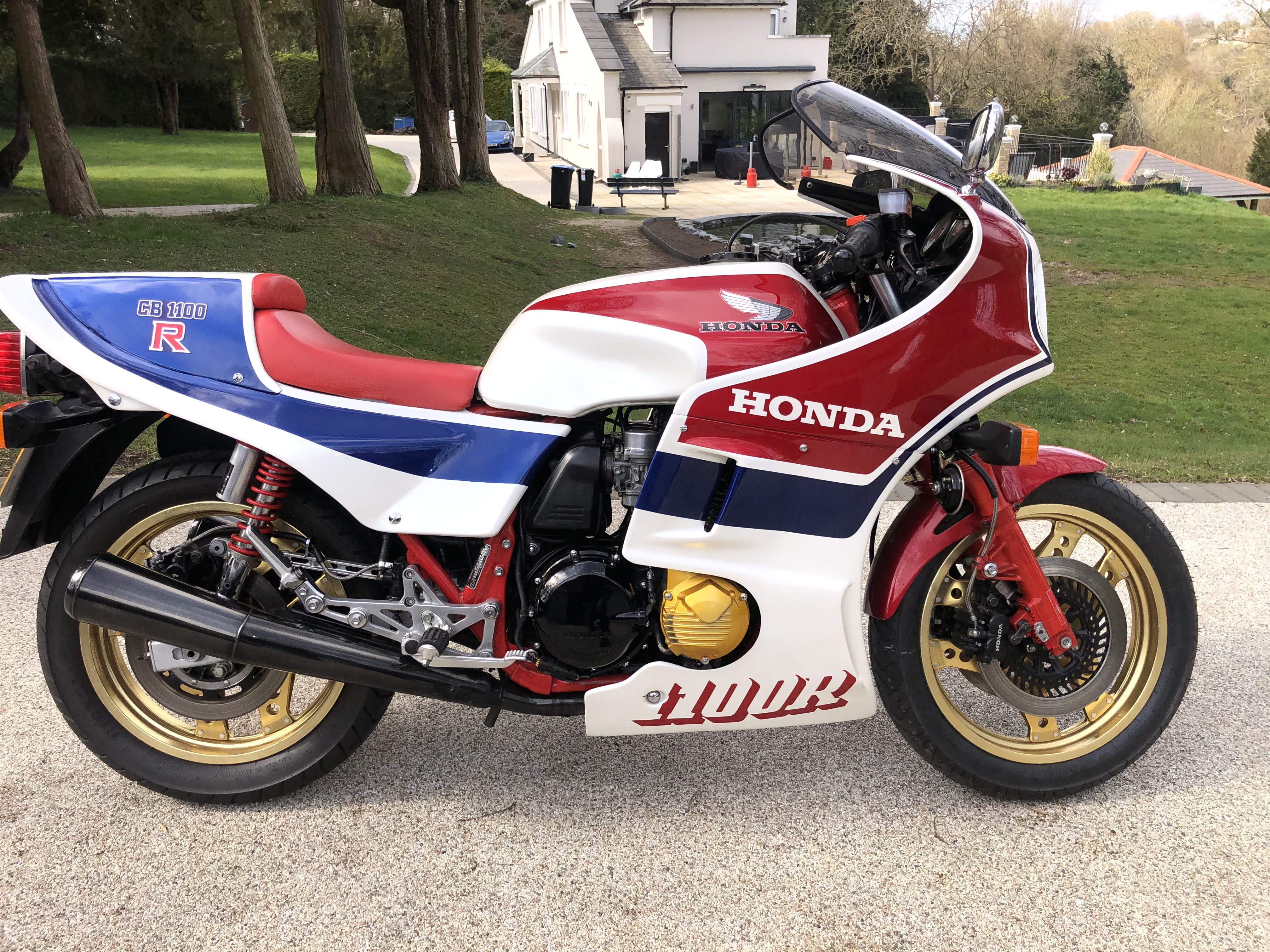 Picture of 1983 CB1100RD Superb low mileage bike For Sale