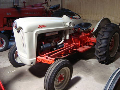 1953 Fordson Jubilee Tractor SOLD (picture 1 of 6)