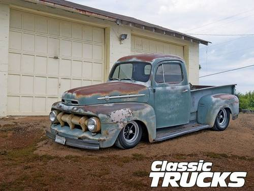 1950 Classic American Pick Up Trucks & Hot Rods  Wanted (picture 3 of 5)