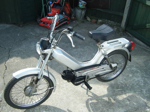 1983 tomos A3k moped SOLD | Car And Classic