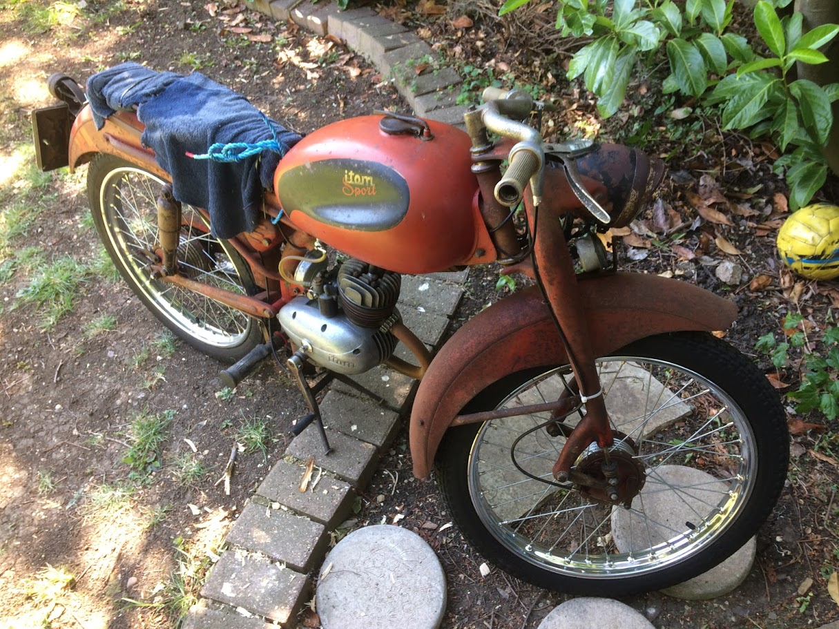 Picture of 1957 Itom Sport For Sale by Auction
