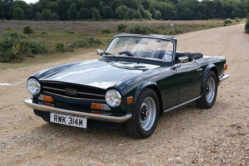 GIFT VOUCHER for MGB, TR6, Mini, Range Rover and more For Hire (picture 2 of 6)