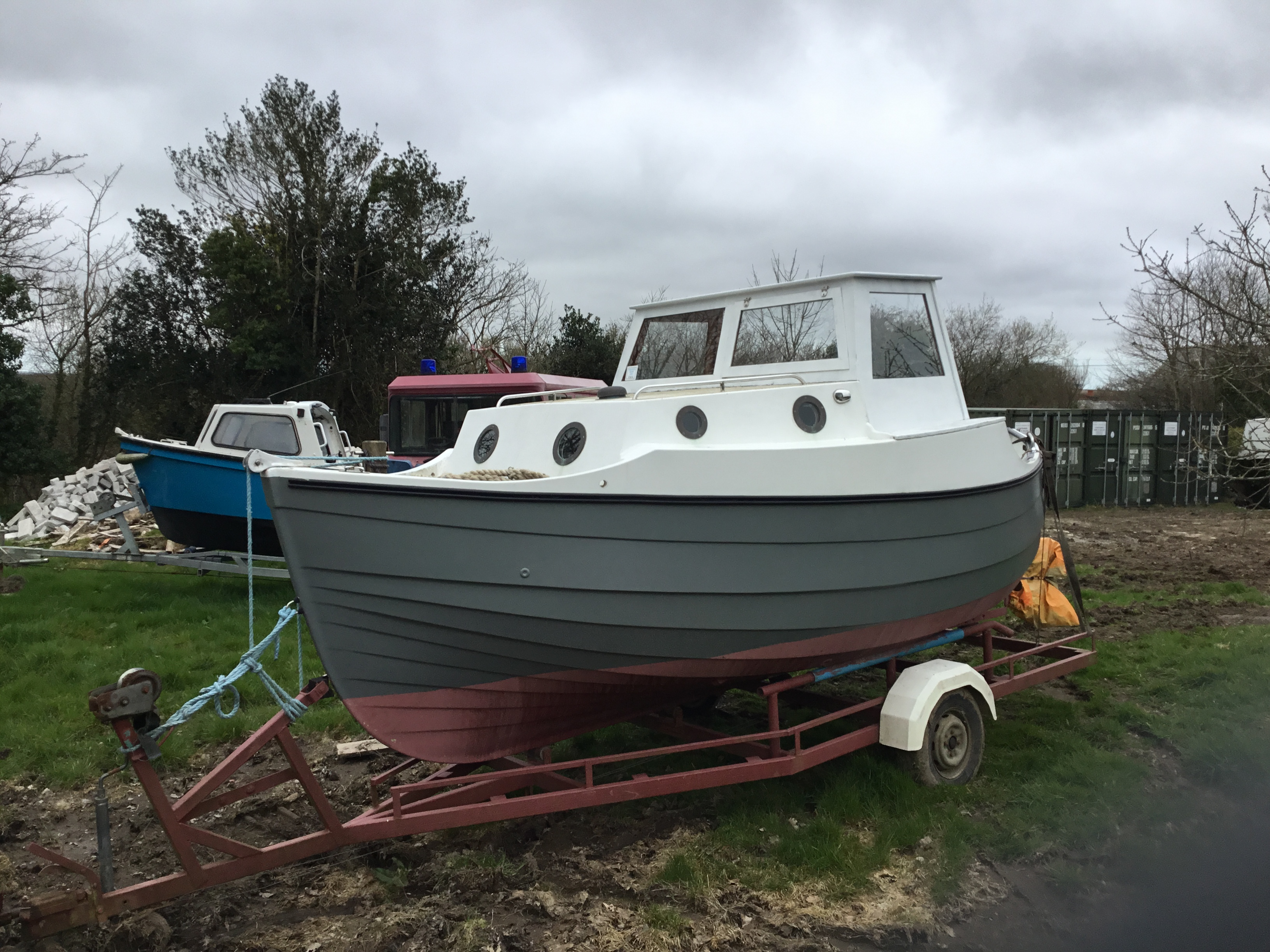 Picture of Norfolk crabber  fishing boat For Sale