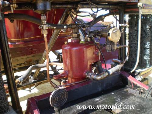 Phoenix Trimo Forecar 1906. Spectacular three wheeler For Sale (picture 6 of 6)