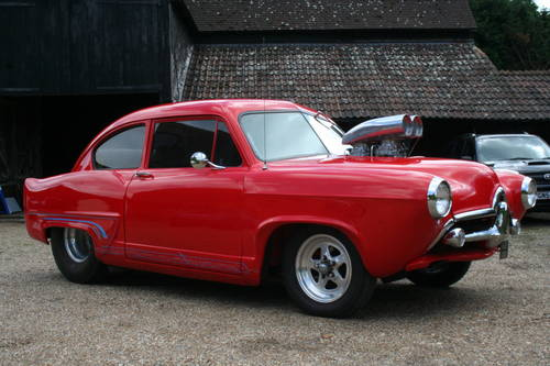 1951 Kaiser Henry J Blown V8,NOW SOLD,OTHER SIMILAR CARS WANTED Wanted (picture 1 of 6)